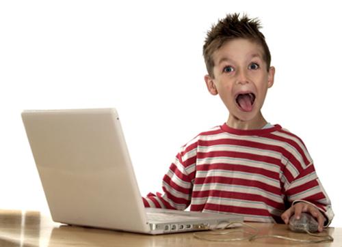 computer-bambino