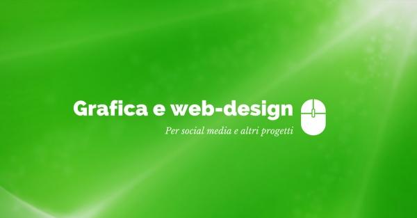 grafica web design principianti